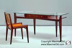Biennale 2016 Bureau Maxime Old Meubles Modernes d'Art - Modern Art Furniture