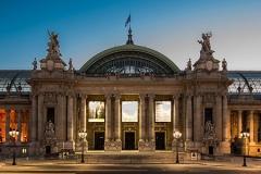 Biennale 2016 Façade Grand Palais