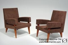 Biennale 2016 Fauteuils Maxime Old Meubles Modernes d'Art - Modern Art Furniture