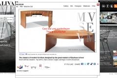 Counterfeit - Contrefaçon industrielle Alivar coiffeuse 514 Maxime Old
