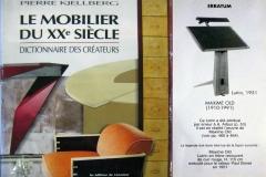 Lutrin Maxime Old mal attribué dans le mobilier du XXe siecle