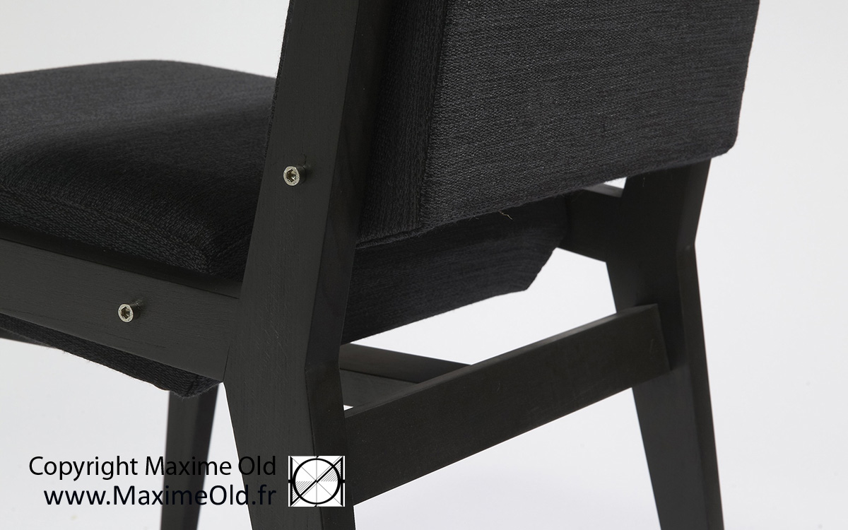 Maxime Old Council Chair by Maxime Old Concept