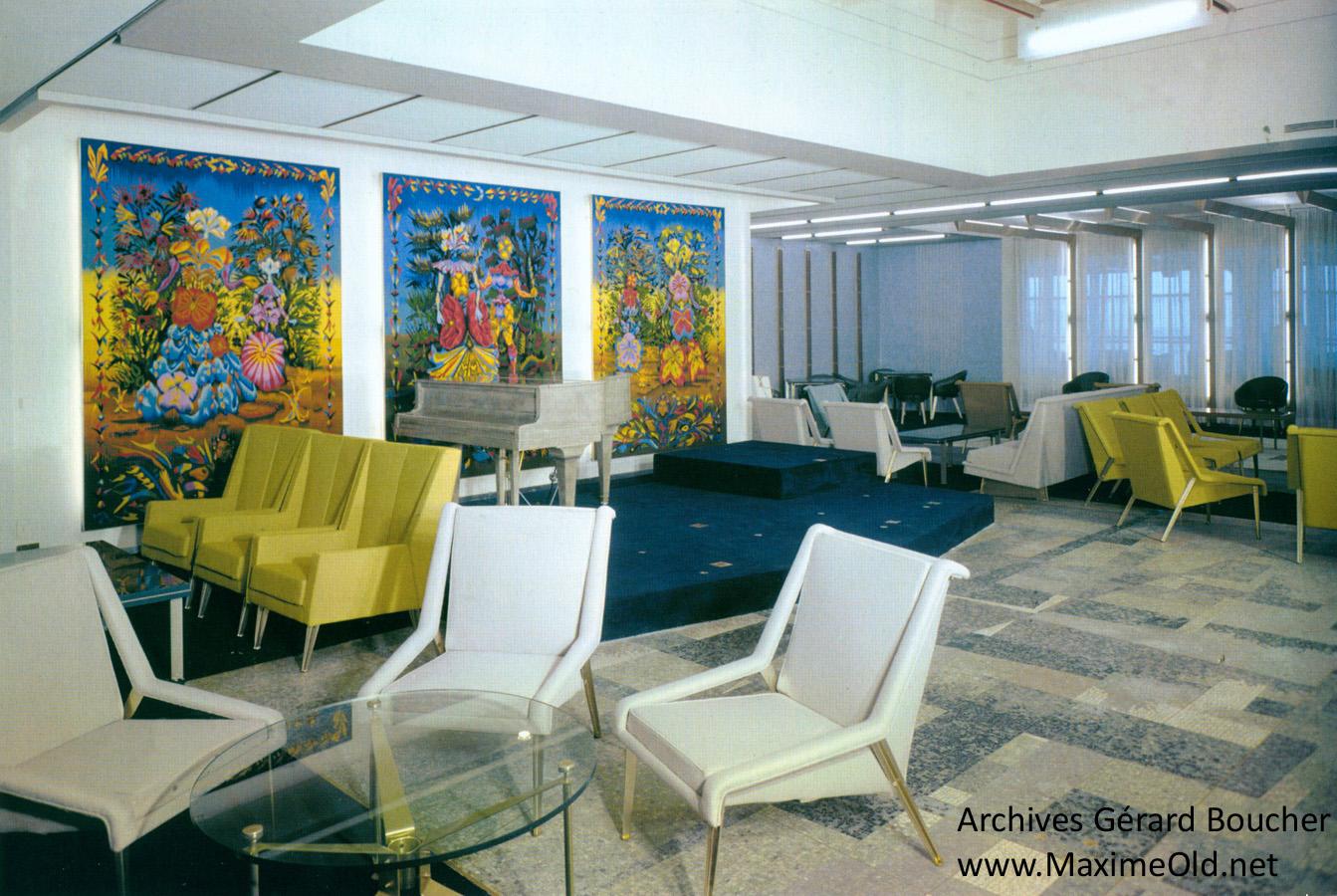 Cruise liners legend exhibition 2013 maxime old modern - Salon du mobilier paris ...