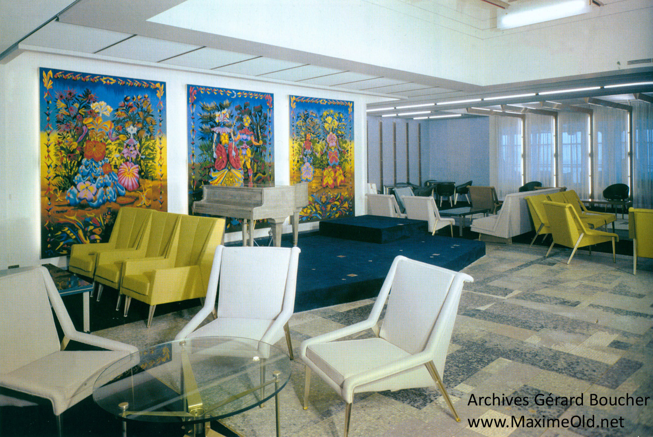 cruise liners legend exhibition 2013 maxime old modern art furniture. Black Bedroom Furniture Sets. Home Design Ideas