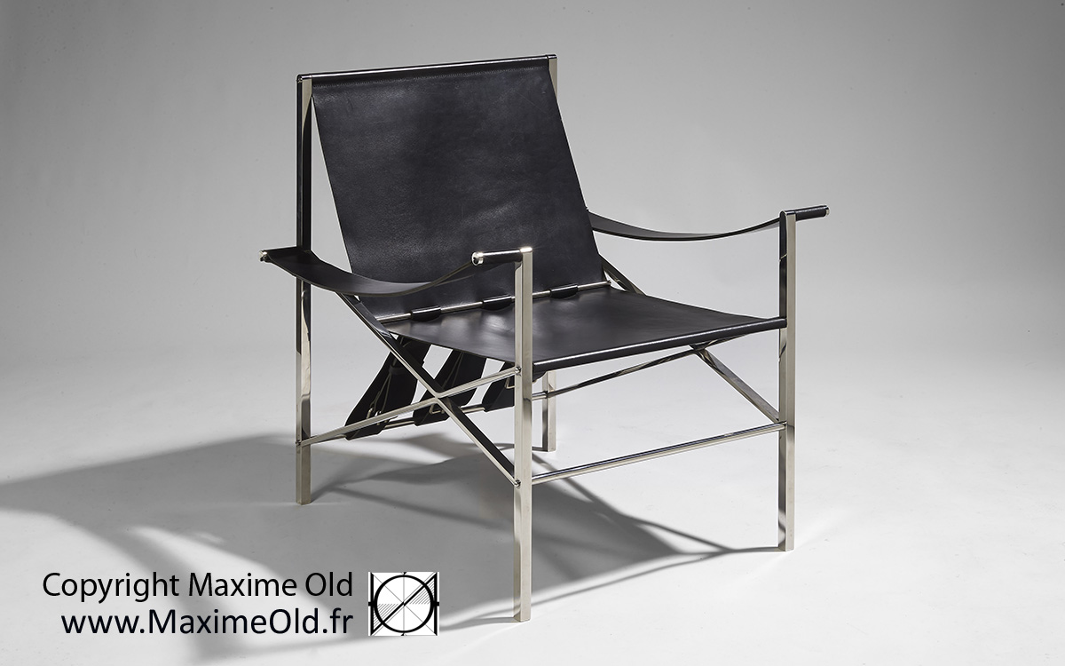 Maxime Old VIP Deck Armchair by Maxime Old Concept-3