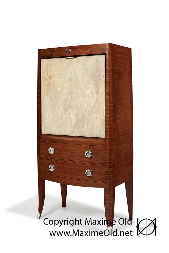 Merveilleux Secretaire Maxime Old 1942 Ref 1034 Meubles Modernes Du0027Art   Modern Art  Furniture