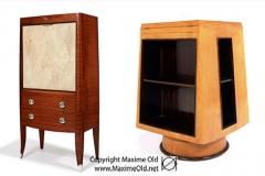 Deux Epoques Maxime Old Meubles Modernes d'Art - Modern Art Furniture