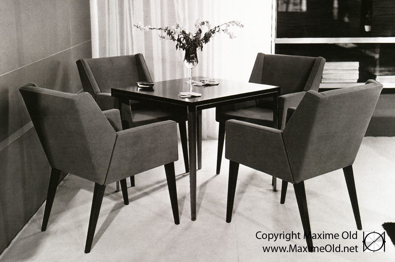 fauteuil bridge paquebot france de maxime old cr ateur de. Black Bedroom Furniture Sets. Home Design Ideas