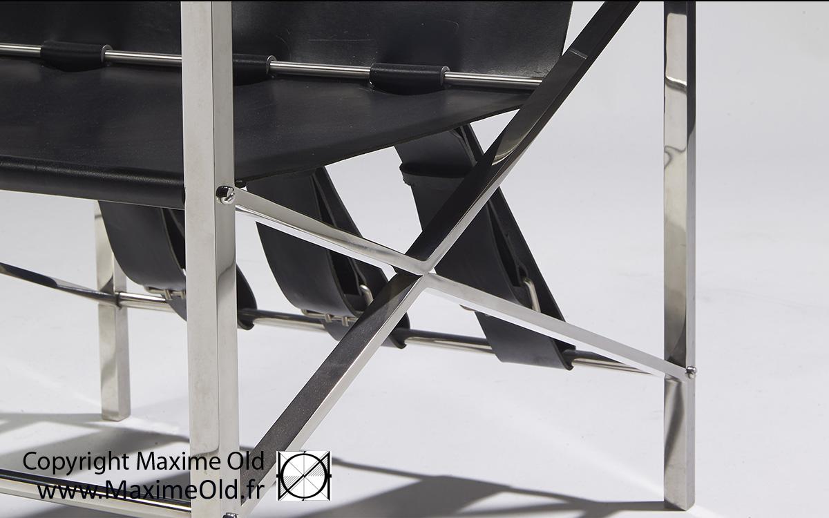 Fauteuil de Pont VIP Maxime Old par Maxime Old Concept