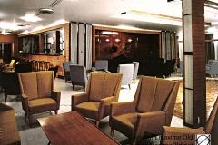 Fauteuil Détente dans le salon des premières classes du Paquebot Ancervilleville Maxime Old Créateur de Meubles Modernes d'Art - Modern Art Furniture Design
