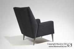 Profil Fauteuil Détente Paquebot France Maxime Old Créateur de Meubles Modernes d'Art - Modern Art Furniture Designer