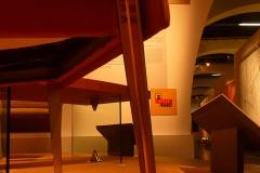 Détail pied avant Fauteuil Léger Paquebot France Maxime Old Créateur de Meubles Modernes d'Art - Modern Art Furniture Designer