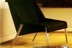 Prototype Fauteuil Léger Paquebot France Maxime Old Créateur de Meubles Modernes d'Art - Modern Art Furniture Designer