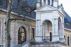 Extérieur Halle aux Toiles de Rouen