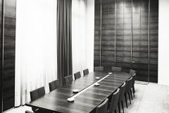 Petite salle de reunion de l Hotel de Ville de Rouen Maxime Old 1960