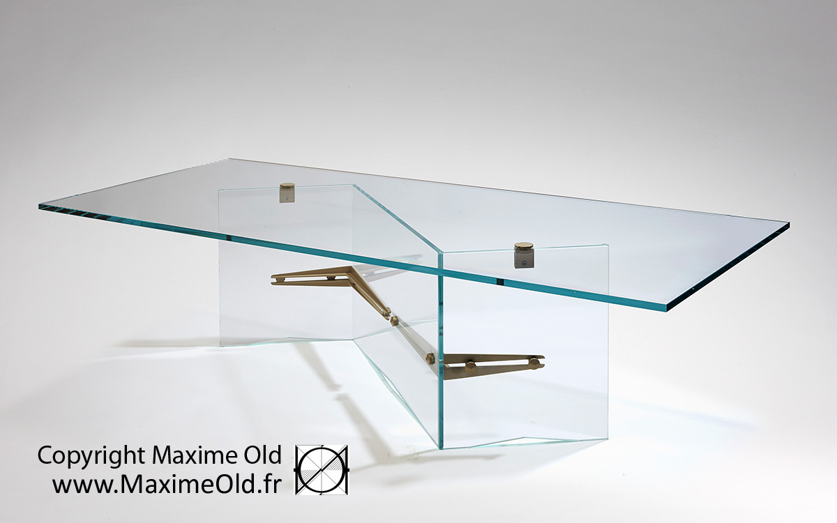 Maxime Old Iceberg Table by Maxime Old Concept