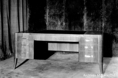 Ruhlmann Table de travail Ongule vers 1928 ref 1545 NR