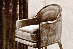 Ruhlmann Petit fauteuil