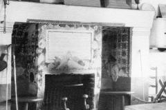 Ruhlmann Lyons la Forêt Maison gardien vue Cheminee