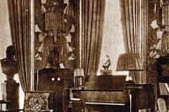 Ruhlmann Boudoir de l'Hôtel d'un collectionneur 1925