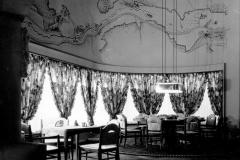 Ruhlmann Ruhlmann Le rendez-vous des pêcheurs de truites SAD 1932 Fresque et Tapise de Maurice Picaud dit Pico