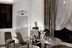 Ruhlmann Loge Jacqueline Francel SAD 1930 Tapis de Maurice Picaud dit Pico