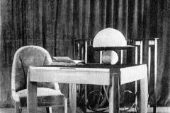 Ruhlmann Table à jeux