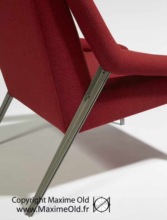 Maxime Old Cruise-liner France Light Armchair by Maxime Old Concept