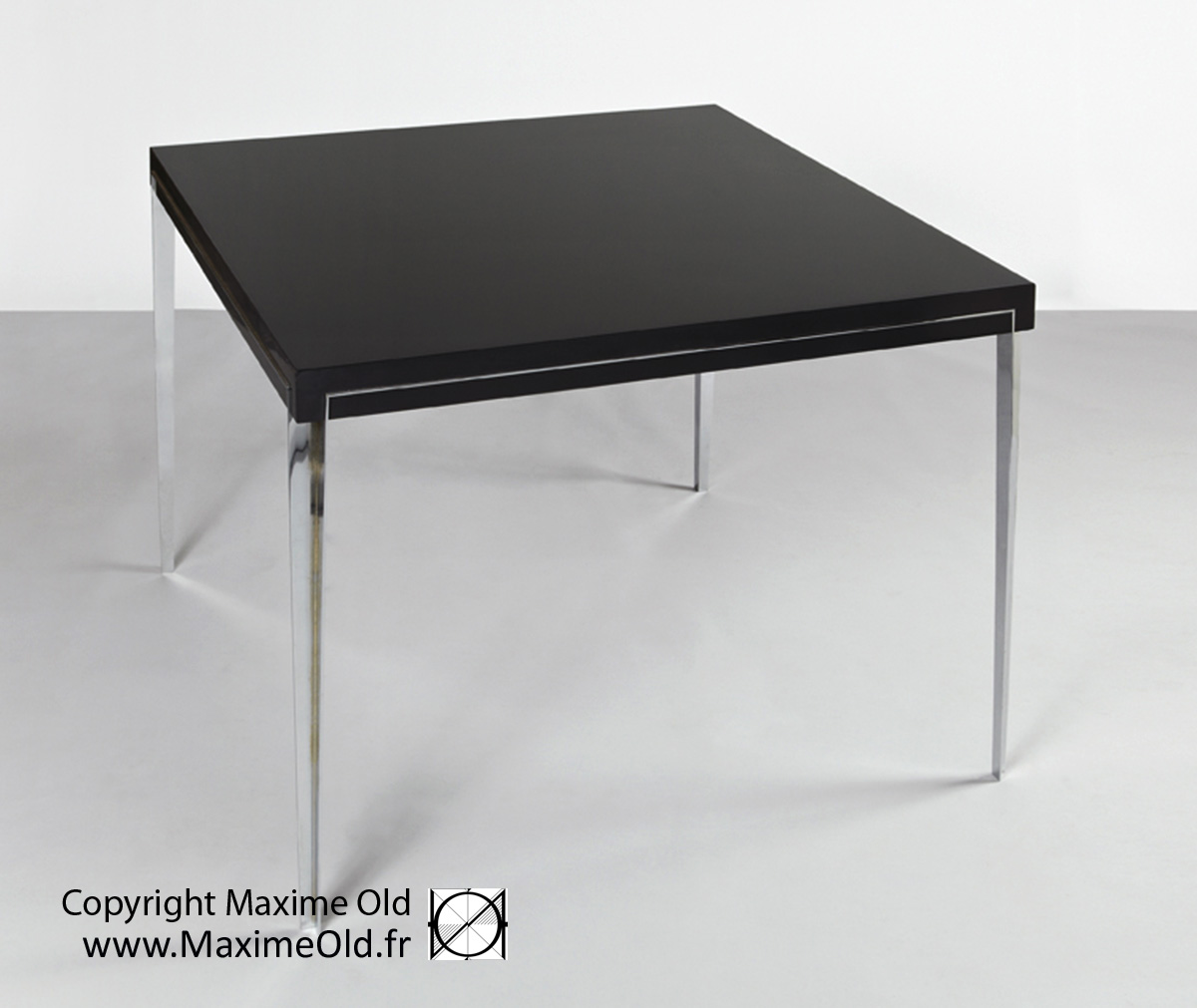 Maxime Old Tables-Desks: Maxime Old Paquebot France Onyx Table