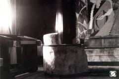 Détail fauteuil de fourrure. Paquebot Atlantique apt de Luxe. Maxime Old Créateur de Meubles Modernes d'Art - Modern Art Furniture Designer