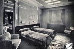 Paquebot Atlantique apt de Luxe Vue Chambre Maxime Old Créateur de Meubles Modernes d'Art - Modern Art Furniture Designer