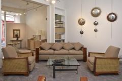 Galerie Chastel Maréchal. Salon Marhaba Maxime Old, Modern Art Furniture - Meubles Modernes d'Art