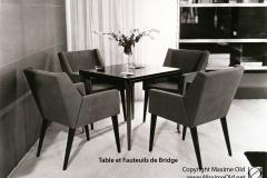 Salon 11 Paquebot France Maxime Old Créateur de Meubles Modernes d'Art - Modern Art Furniture Designer