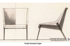 Salon 3 Paquebot France Maxime Old Créateur de Meubles Modernes d'Art - Modern Art Furniture Designer