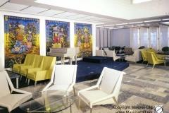 Salon 5 Paquebot France Maxime Old Créateur de Meubles Modernes d'Art - Modern Art Furniture Designer