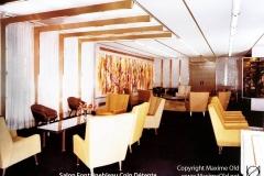 Salon 6 Paquebot France Maxime Old Créateur de Meubles Modernes d'Art - Modern Art Furniture Designer