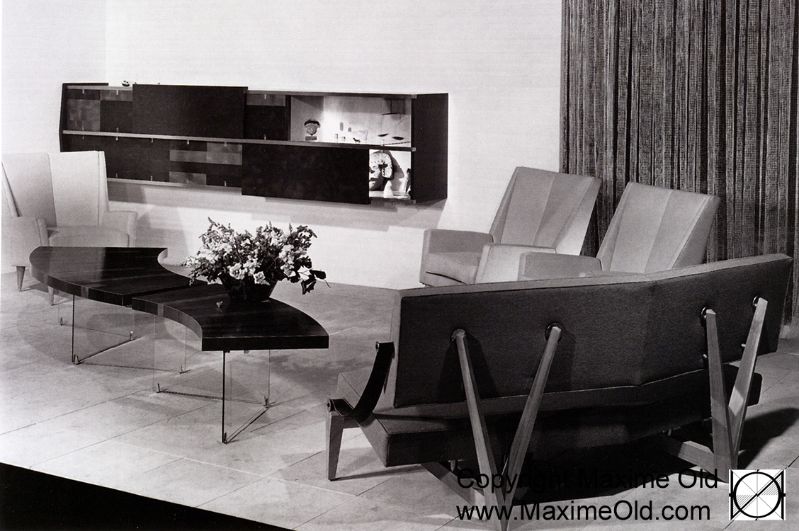 Meubles Modernes D Art Archives Maxime Old Modern Art Furniture  # Meubles Modernes