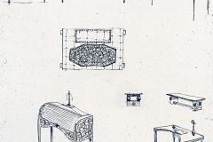 011 Ruhlmann Carnets de croquis de meubles