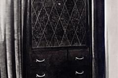 117-1 Ruhlmann Secrétaire à abattant fermé