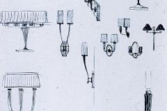 013 Ruhlmann Carnets de croquis de luminaires