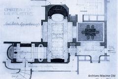 021 Ruhlmann Projet destiné au château de la Muette 2/2