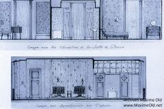 022 Ruhlmann Projet pour un appartement