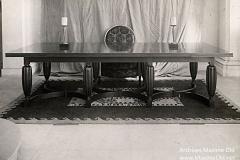 029 Ruhlmann Table de chêne