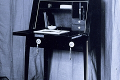 031 Ruhlmann Dispositif intérieur gainée de cuir