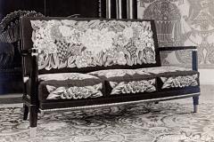050 Ruhlmann Canapé du Grand Salon de l'Hôtel du Collectionneur