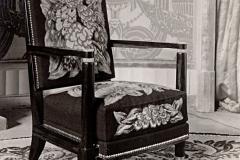 051 Ruhlmann Fauteuil du Grand Salon de l'Hôtel du Collectionneur