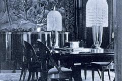 054 Ruhlmann Salle à manger de l'Hôtel du Collectionneur