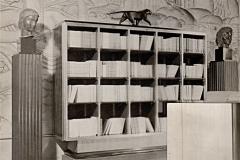 075 Ruhlmann Bibliothèque