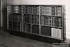 077 Ruhlmann Bibliothèque rayonnage