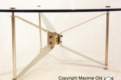 Profil Noyau Table Hélice Paquebot France Maxime Old Créateur de Meubles Modernes d'Art - Modern Art Furniture Designer
